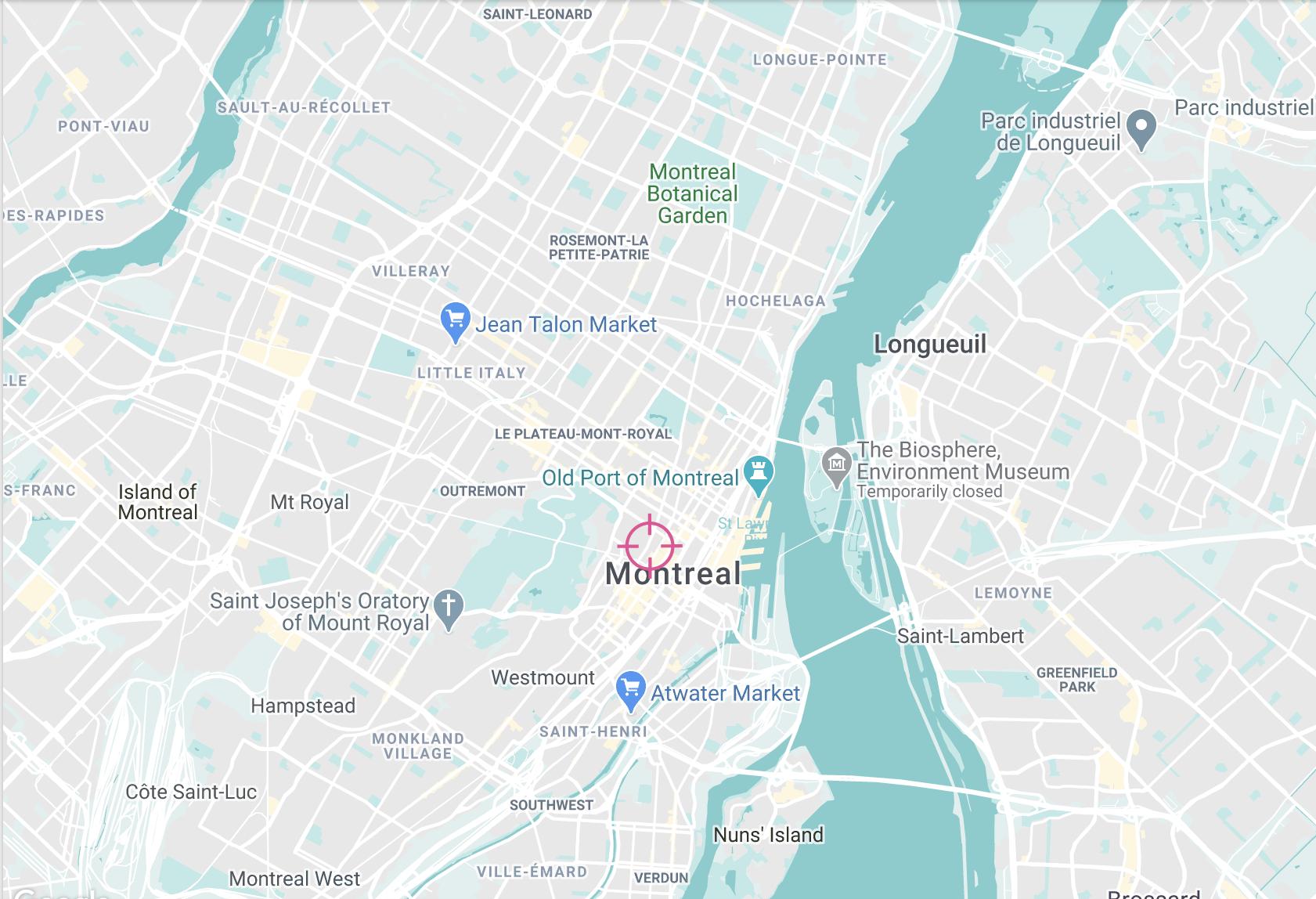 montreal data center