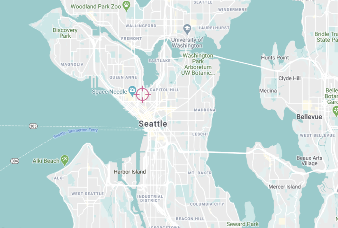 Seattle Data Center