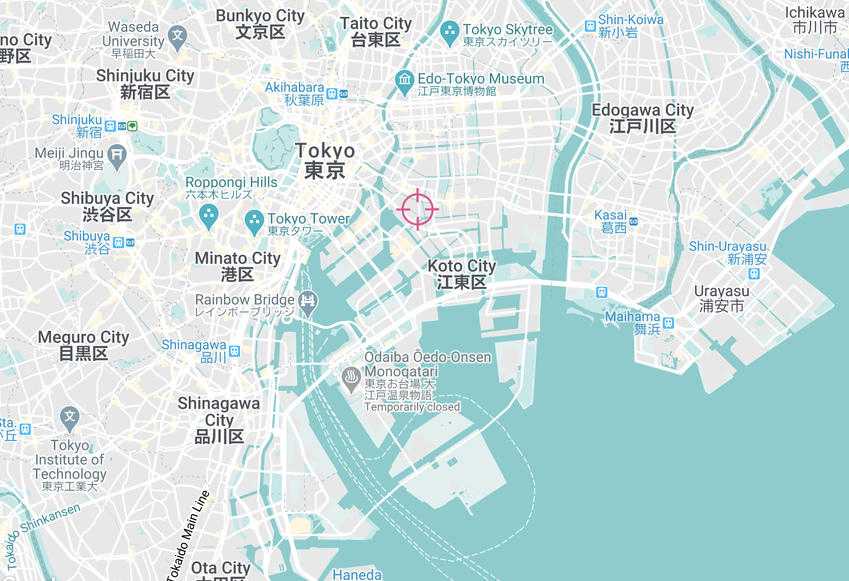 Colocation Tokyo Data Center