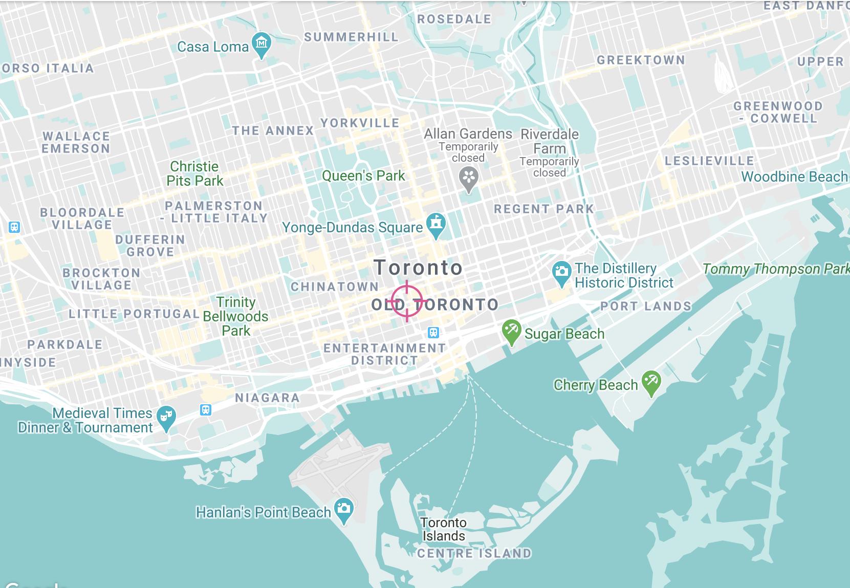 Toronto data center