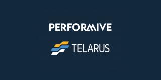 Performive and Telarus Logo