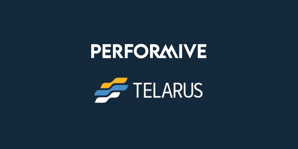Performive and Telarus Logo