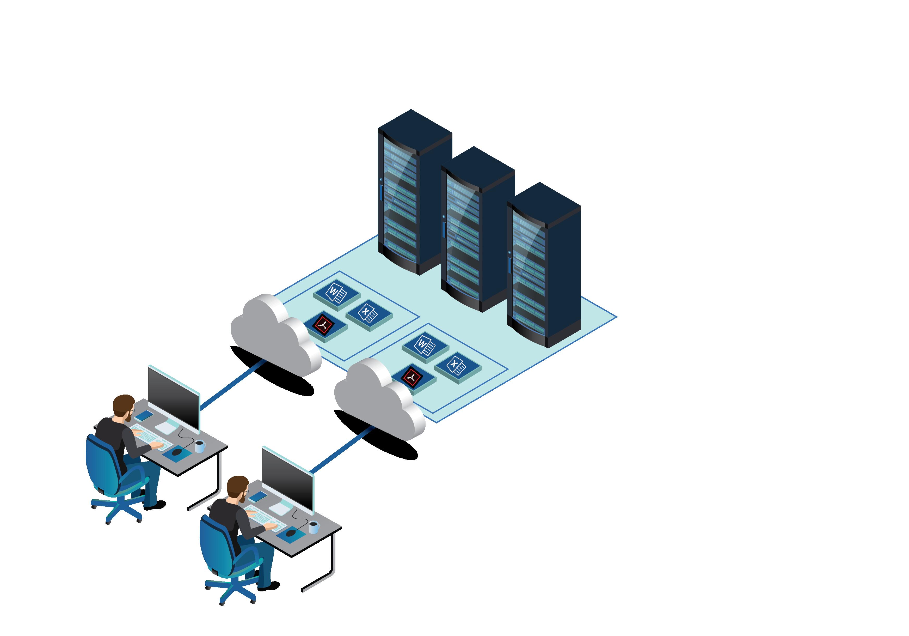 Desktop as a service daas